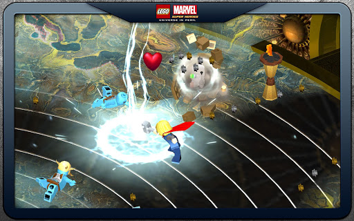 LEGO ® Marvel Super Heroes - screenshot