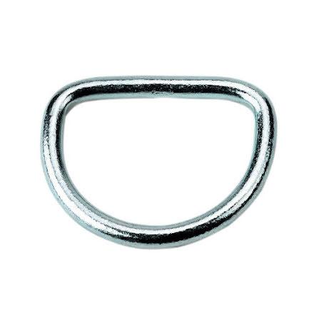 D-ring för halsrem 50 x 8 mm