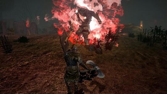 Download Animus Harbinger APK MOD Dark Souls Full Version Unlocked 3