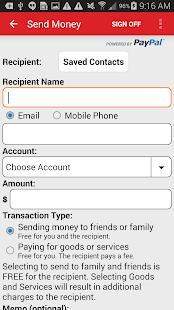 Tech CU Mobile Banking- screenshot thumbnail