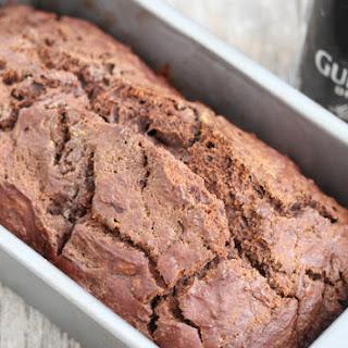 Chocolate Stout Bread.