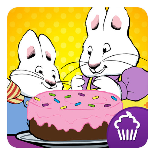 Max & Ruby Bunny Bake Off (app)