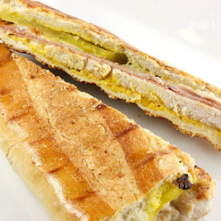 Skinny Turkey Cuban Sandwich