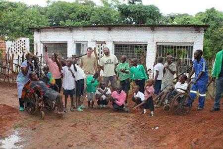 De Kade steunt Centre Balou in Congo