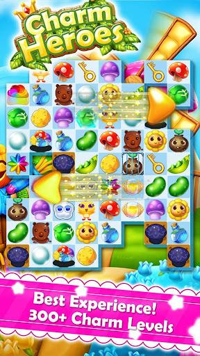 解謎必備免費app推薦|Charm Heroes - Farm Match King線上免付費app下載|3C達人阿輝的APP
