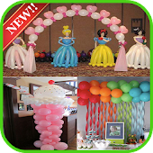 Balloons Decorating Ideas