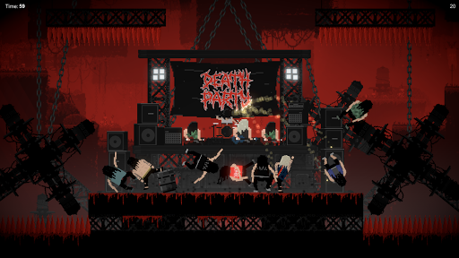 Moshpit - Heavy Metal is war - screenshot