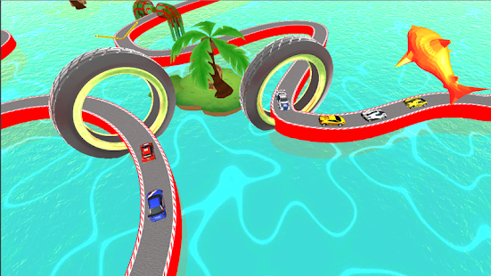 Ultimate Stunt Racing simulator 2019 - náhled