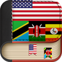 English to Swahili Dictionary - Learn English Free icon