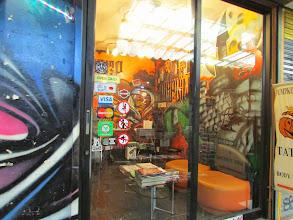 Photo: Tattoo parlor offKhao San Road