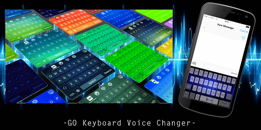 GO Keyboard Voice Changer
