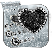 Diamond Love Glitter Theme