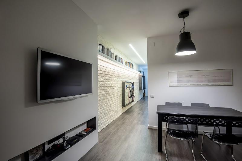 Reforma integral para mejorar el aspecto y la organización de la casa