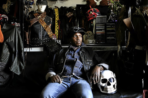 Mike Leather's vintage biker boutique is a homage to Joburg's 1980s punk past.