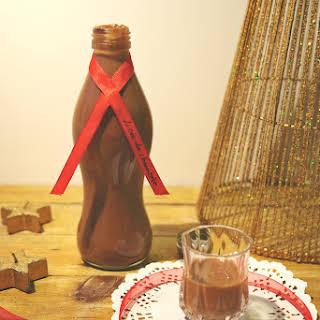 Chocolate and Cherry Liqueur.