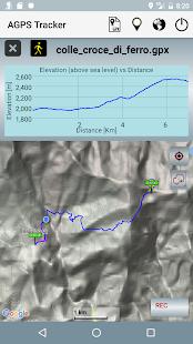 A-GPS Tracker - náhled