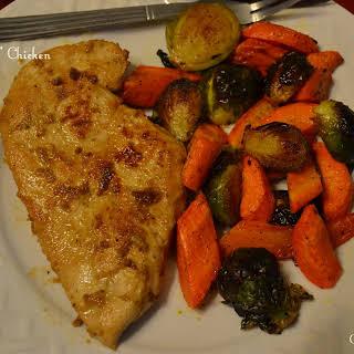 "Healthier Italian ""Fried"" Chicken."