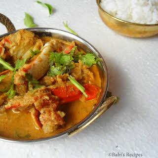 Easy Crab Curry   Spicy Nandu Kuzhambu   Crab.