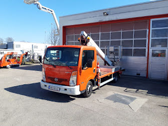Picture of a MULTITEL 160 ALU / NISSAN CABSTAR