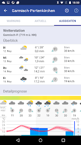WarnWetter screenshot 3