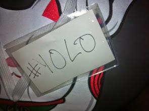 Photo: #YOLO