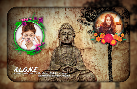 Download Lord Buddha Photo Frames For PC Windows and Mac apk screenshot 3