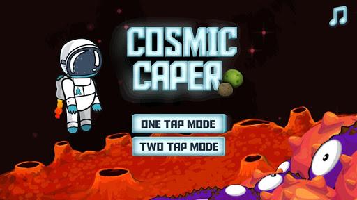 Cosmic Caper - A Space Game