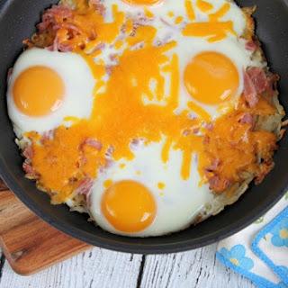 Hash Brown Breakfast Skillet.