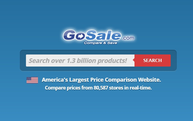 Price Comparison Tool from GoSale.com