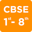 CBSE Class 1 to 8 Books & Solutions icon