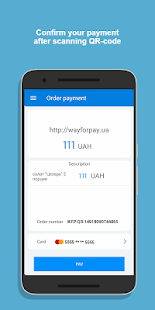 WayForPay.QR- screenshot thumbnail