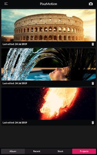 PixaMotion Loop Photo Animator & Photo Video Maker 1.0.3 screenshots 19