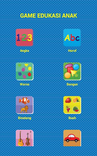 Game Edukasi Anak Lengkap 2.1 screenshots 11