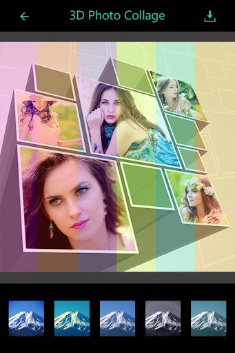 免費下載攝影APP|3D Photo Collage Maker app開箱文|APP開箱王