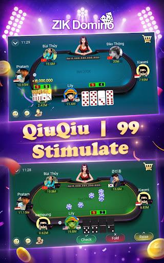 Domino QiuQiu KiuKiu QQ 99 Gaple Free Online 2020 apkmind screenshots 2