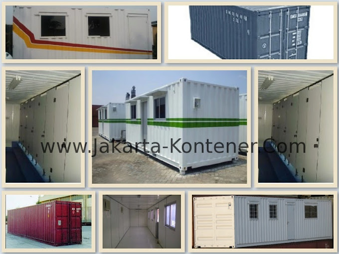 Jenis Container