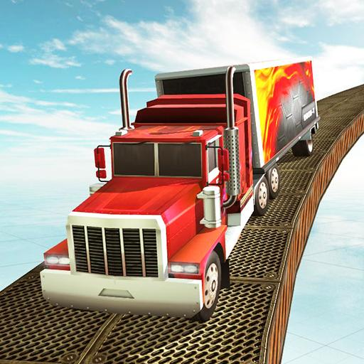 Impossible Heavy Truck Drive (game)