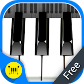Piano Keyboard : Digital Piano