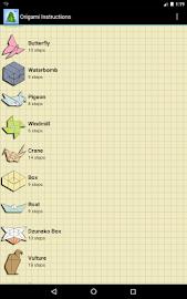 Origami Instructions Free Screenshot 11