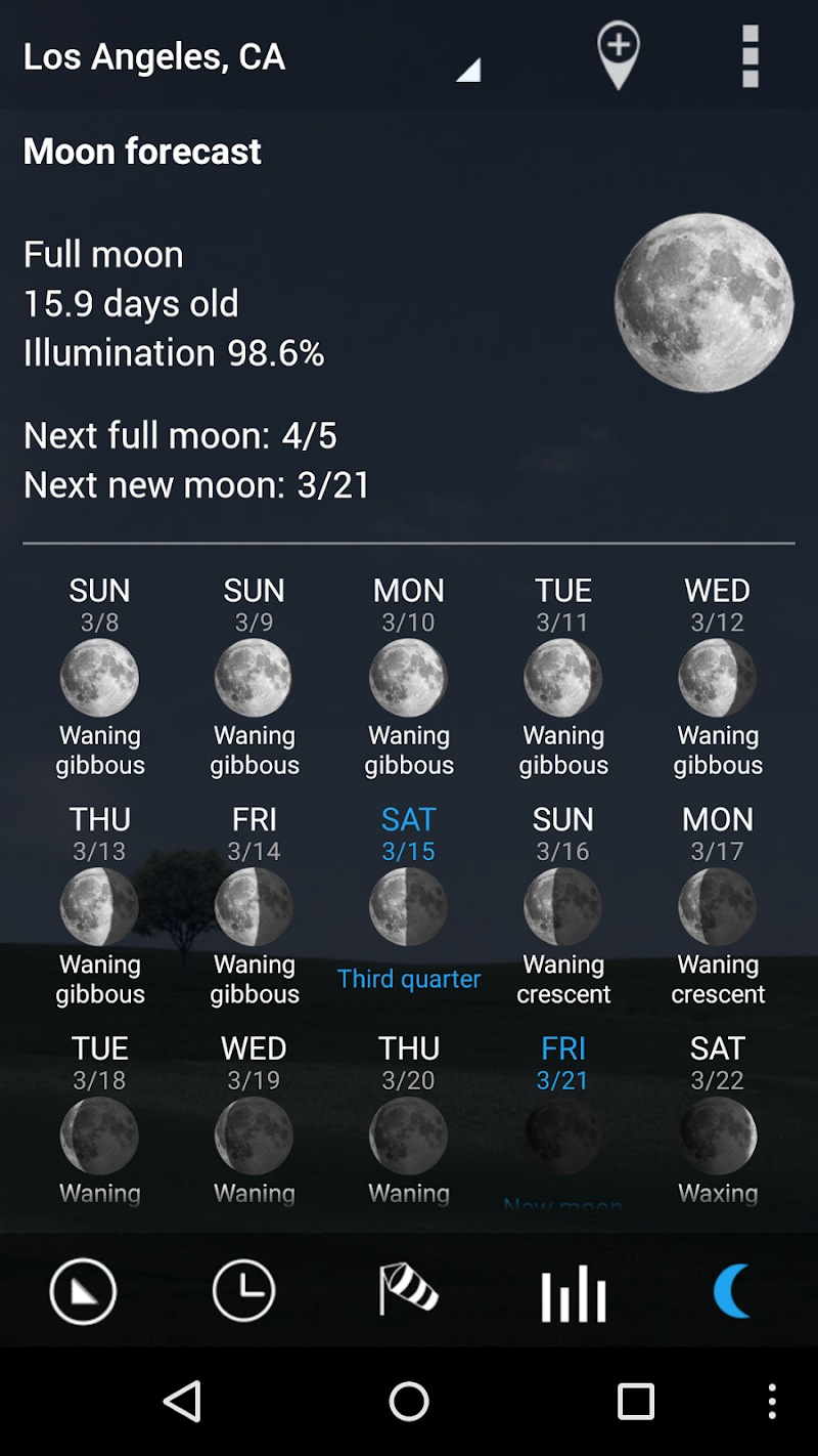 3D Flip Clock & Weather Pro Screenshot 6