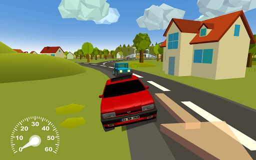 Toy Car Simulation