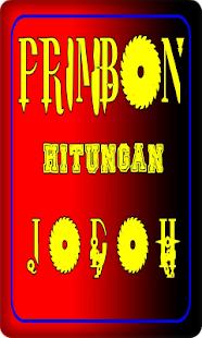 Kitab Primbon Hitungan Jodoh - náhled