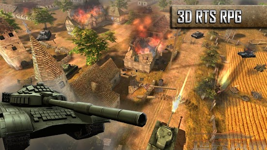 Tank Generals Imagen do Jogo