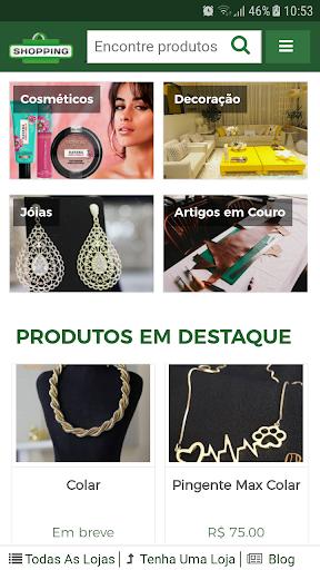 49c6a04a9 Shopping Virtual Aracaju screenshot 1 Shopping Virtual Aracaju screenshot 2  ...