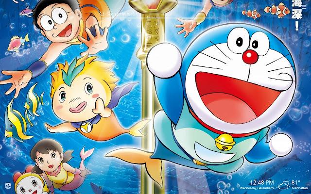 Doraemon HD Wallpapers New Tab Theme - Chrome เว็บสโตร์