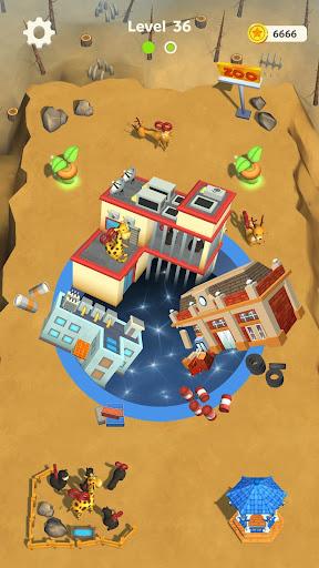 City Hole  captures d'écran 2