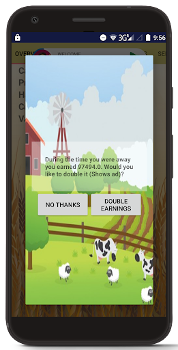 Idle Farmer Tycoon  screenshots EasyGameCheats.pro 2