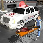 Furious 3D Ambulance Race 2015 Icon