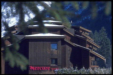 Mercure Chamonix Centre