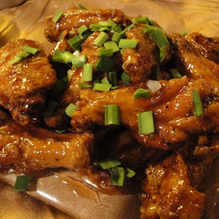 Asian Zing Wings (Baked!)